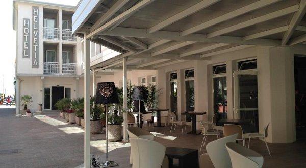 Hotel Helvetia Jesolo - visuale esterna